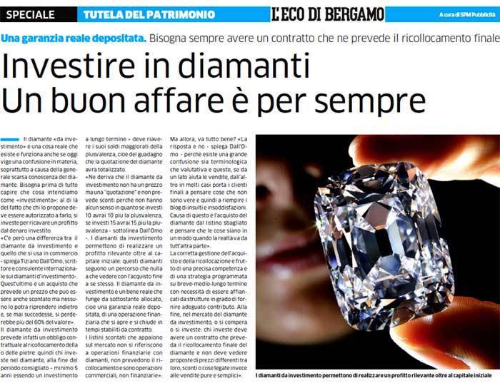 articolo diamanti